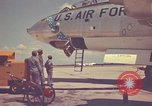 Image of Colonel Michael N W McCoy Pinecastle Air Force Base Florida USA, 1957, second 37 stock footage video 65675022550