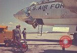 Image of Colonel Michael N W McCoy Pinecastle Air Force Base Florida USA, 1957, second 39 stock footage video 65675022550