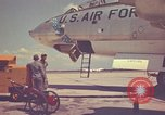 Image of Colonel Michael N W McCoy Pinecastle Air Force Base Florida USA, 1957, second 45 stock footage video 65675022550