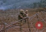Image of United States Marines Vietnam Khe Sanh, 1968, second 8 stock footage video 65675022561