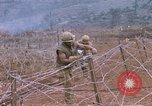 Image of United States Marines Vietnam Khe Sanh, 1968, second 12 stock footage video 65675022561