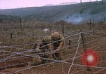Image of United States Marines Vietnam Khe Sanh, 1968, second 14 stock footage video 65675022561