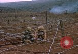 Image of United States Marines Vietnam Khe Sanh, 1968, second 21 stock footage video 65675022561