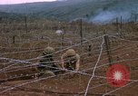 Image of United States Marines Vietnam Khe Sanh, 1968, second 22 stock footage video 65675022561