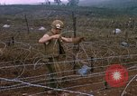 Image of United States Marines Vietnam Khe Sanh, 1968, second 23 stock footage video 65675022561