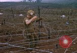 Image of United States Marines Vietnam Khe Sanh, 1968, second 25 stock footage video 65675022561