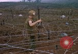Image of United States Marines Vietnam Khe Sanh, 1968, second 27 stock footage video 65675022561