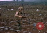 Image of United States Marines Vietnam Khe Sanh, 1968, second 28 stock footage video 65675022561