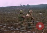 Image of United States Marines Vietnam Khe Sanh, 1968, second 30 stock footage video 65675022561