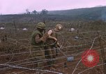 Image of United States Marines Vietnam Khe Sanh, 1968, second 32 stock footage video 65675022561