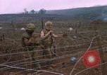 Image of United States Marines Vietnam Khe Sanh, 1968, second 33 stock footage video 65675022561