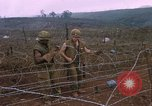Image of United States Marines Vietnam Khe Sanh, 1968, second 34 stock footage video 65675022561