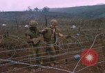 Image of United States Marines Vietnam Khe Sanh, 1968, second 35 stock footage video 65675022561