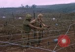 Image of United States Marines Vietnam Khe Sanh, 1968, second 36 stock footage video 65675022561