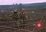 Image of United States Marines Vietnam Khe Sanh, 1968, second 37 stock footage video 65675022561