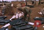 Image of United States Marines Vietnam Khe Sanh, 1968, second 59 stock footage video 65675022561