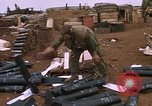 Image of United States Marines Vietnam Khe Sanh, 1968, second 60 stock footage video 65675022561