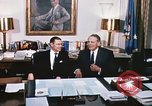 Image of dignitaries United States USA, 1967, second 10 stock footage video 65675022578