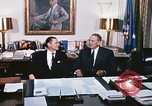 Image of dignitaries United States USA, 1967, second 14 stock footage video 65675022578