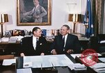 Image of dignitaries United States USA, 1967, second 15 stock footage video 65675022578