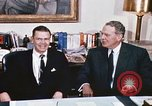 Image of dignitaries United States USA, 1967, second 17 stock footage video 65675022578