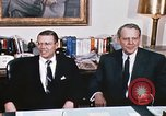Image of dignitaries United States USA, 1967, second 22 stock footage video 65675022578
