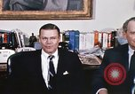 Image of dignitaries United States USA, 1967, second 23 stock footage video 65675022578