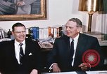 Image of dignitaries United States USA, 1967, second 35 stock footage video 65675022578