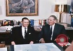 Image of dignitaries United States USA, 1967, second 38 stock footage video 65675022578
