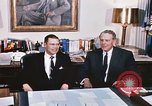 Image of dignitaries United States USA, 1967, second 42 stock footage video 65675022578