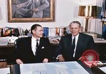 Image of dignitaries United States USA, 1967, second 43 stock footage video 65675022578