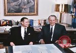 Image of dignitaries United States USA, 1967, second 44 stock footage video 65675022578
