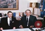 Image of dignitaries United States USA, 1967, second 46 stock footage video 65675022578