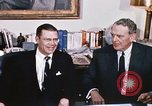Image of dignitaries United States USA, 1967, second 58 stock footage video 65675022578