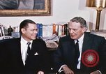 Image of dignitaries United States USA, 1967, second 60 stock footage video 65675022578