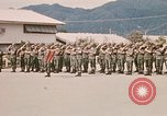 Image of Change of command Nha Trang Vietnam, 1968, second 8 stock footage video 65675022583