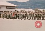 Image of Change of command Nha Trang Vietnam, 1968, second 9 stock footage video 65675022583