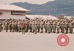 Image of Change of command Nha Trang Vietnam, 1968, second 11 stock footage video 65675022583