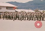 Image of Change of command Nha Trang Vietnam, 1968, second 12 stock footage video 65675022583