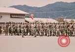 Image of Change of command Nha Trang Vietnam, 1968, second 17 stock footage video 65675022583