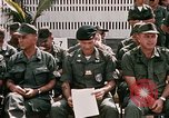 Image of Change of command Nha Trang Vietnam, 1968, second 19 stock footage video 65675022583