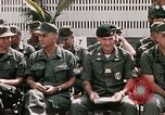 Image of Change of command Nha Trang Vietnam, 1968, second 20 stock footage video 65675022583