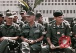 Image of Change of command Nha Trang Vietnam, 1968, second 21 stock footage video 65675022583