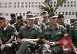 Image of Change of command Nha Trang Vietnam, 1968, second 23 stock footage video 65675022583