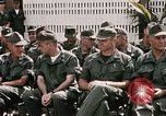 Image of Change of command Nha Trang Vietnam, 1968, second 25 stock footage video 65675022583