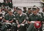 Image of Change of command Nha Trang Vietnam, 1968, second 26 stock footage video 65675022583