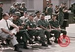 Image of Change of command Nha Trang Vietnam, 1968, second 29 stock footage video 65675022583