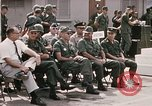 Image of Change of command Nha Trang Vietnam, 1968, second 30 stock footage video 65675022583