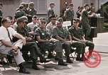 Image of Change of command Nha Trang Vietnam, 1968, second 31 stock footage video 65675022583
