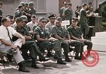 Image of Change of command Nha Trang Vietnam, 1968, second 32 stock footage video 65675022583